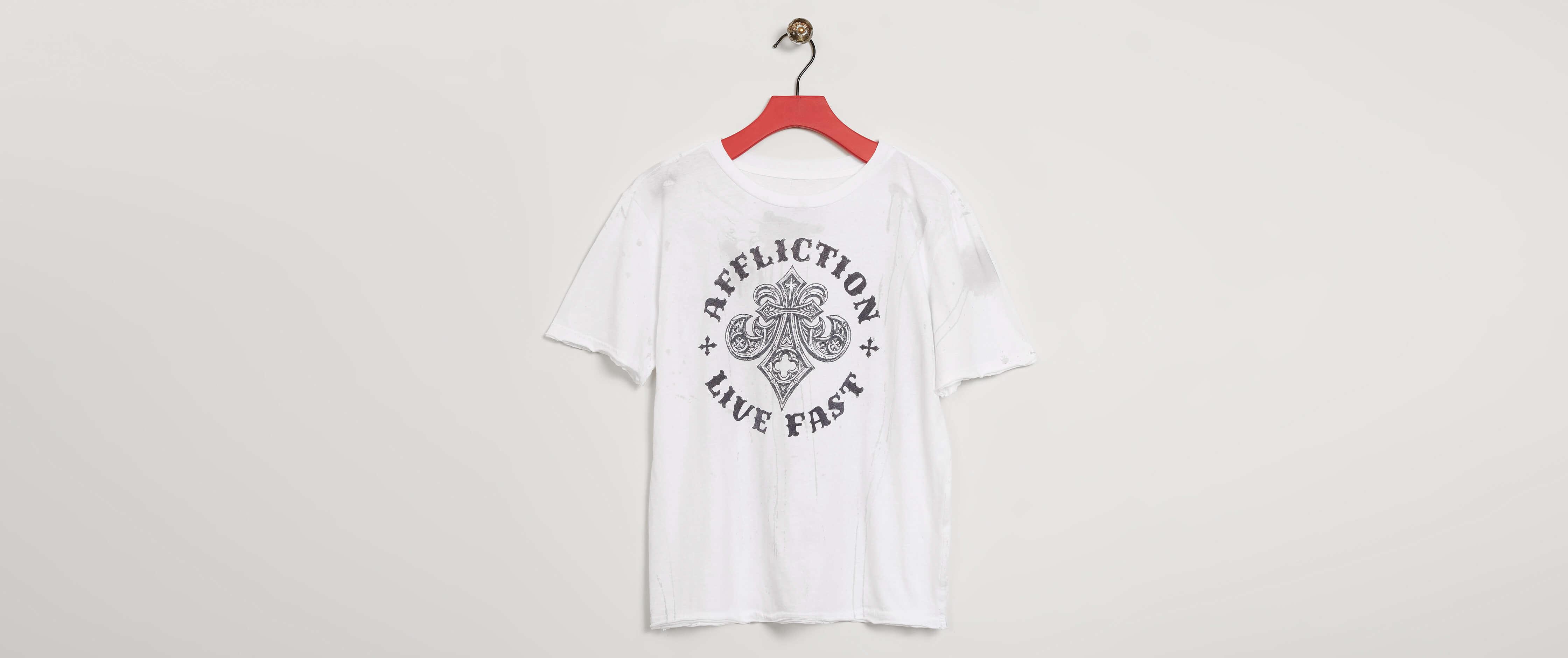 4e7a22de Boys - Affliction Royale T-Shirt