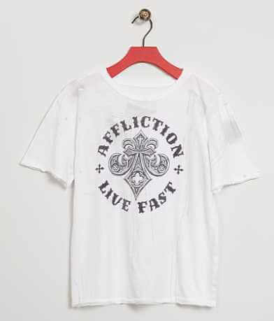 Boys - Affliction Royale T-Shirt