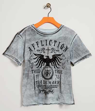 Boys - Affliction Blackbird Dusk T-Shirt