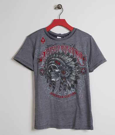 Boys - Affliction Iriquois Reversible T-Shirt