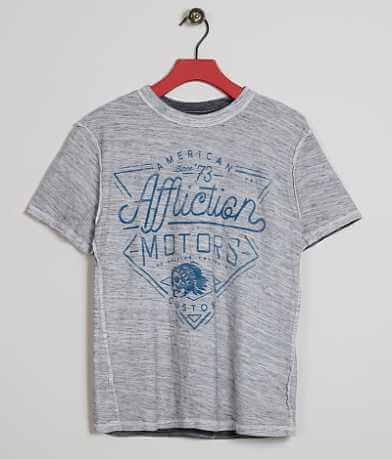 Boys - Affliction American Customs Tried T-Shirt