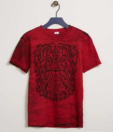 Boys - Affliction Causeway T-Shirt