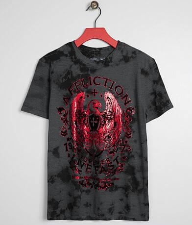 Boys - Affliction Virtue T-Shirt