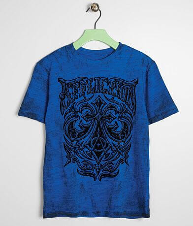 Boys - Affliction Midnight Dirge T-Shirt