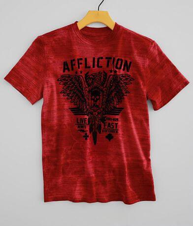 Boys - Affliction Art Of War T-Shirt
