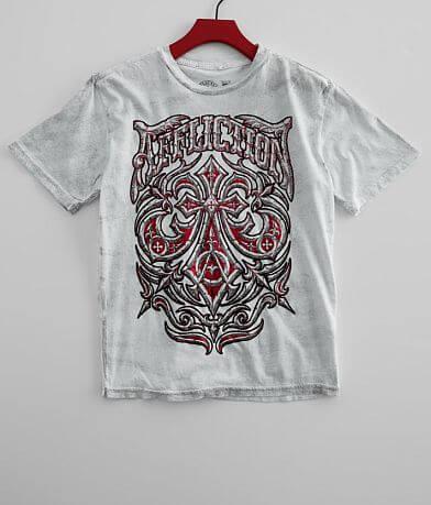 Boys - Affliction Midnight Dirge T-Shirt