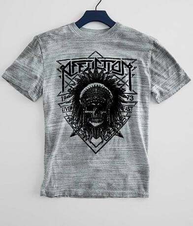 Boys - Affliction American Customs Native T-Shirt