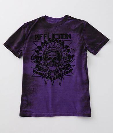 Boys - Affliction Copperhead T-Shirt