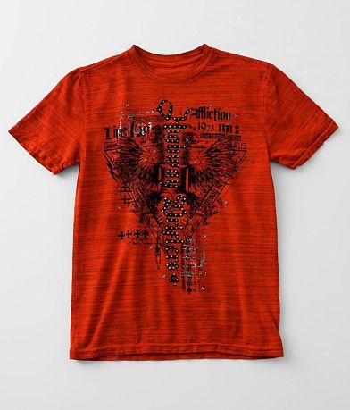 Boys - Affliction Highway Drifters T-Shirt