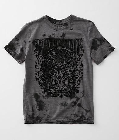 Boys - Affliction Historic Iron T-Shirt