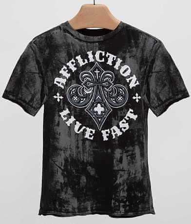 Boys - Affliction Royale T-Shirt