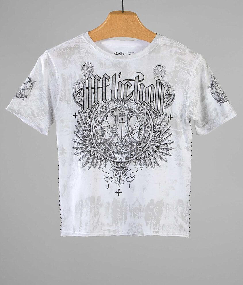 Boys - Affliction Deluxe T-Shirt front view