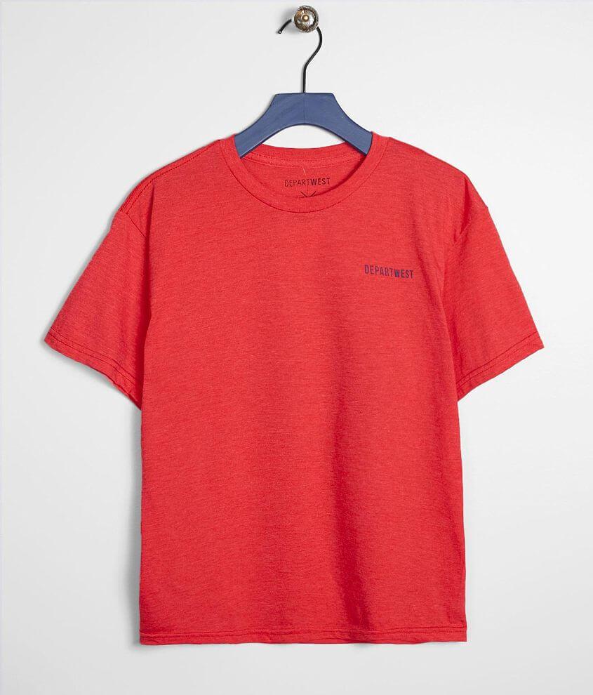 Boys - Departwest Escape T-Shirt front view