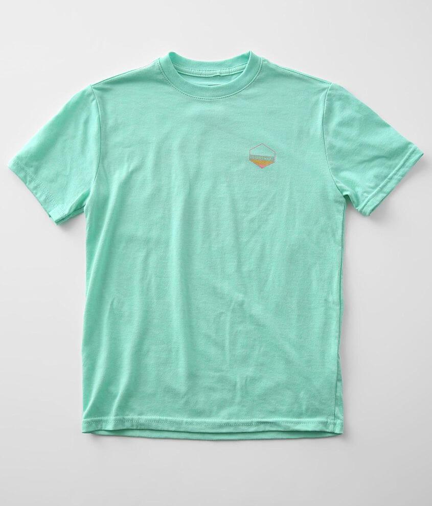 Boys - Departwest Hillside T-Shirt front view
