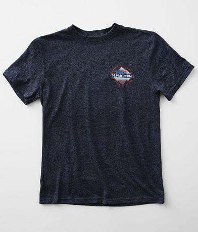 Boys - Departwest Foothills T-Shirt