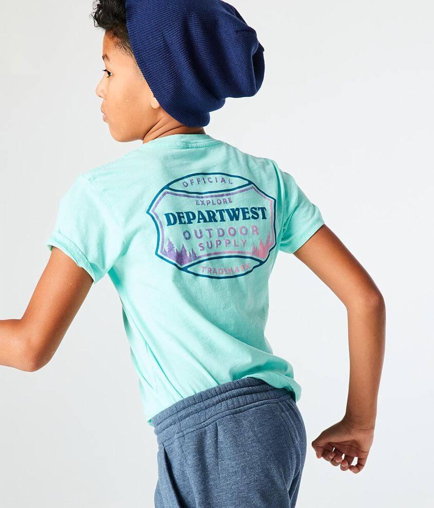 Boys - Departwest Marmaton T-Shirt front view