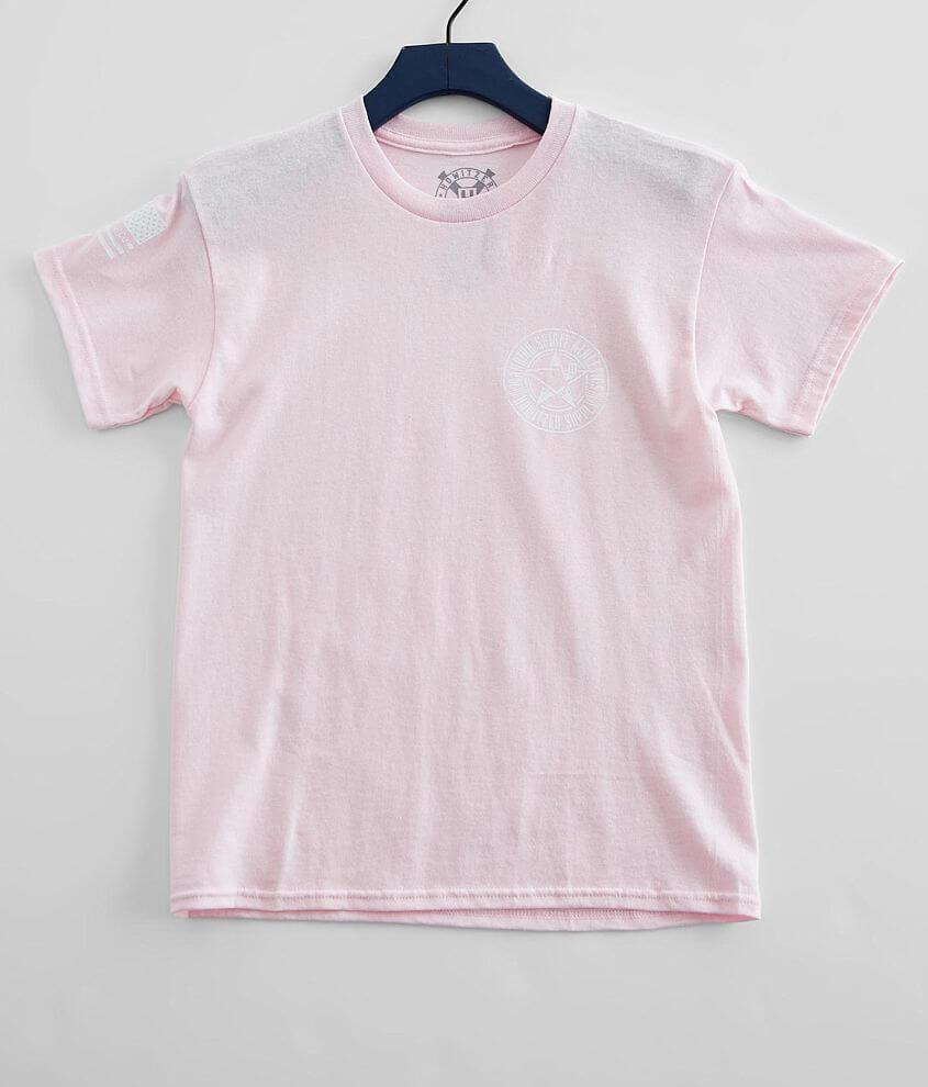 Girls - Howitzer Warrior Athletics T-Shirt front view