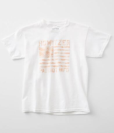 Girls - Howitzer Camo Stamp T-Shirt
