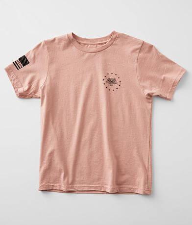 Girls - Howitzer Tread Flag T-Shirt