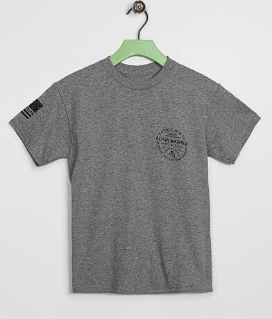 Boys - Howitzer Alpha Warrior T-Shirt