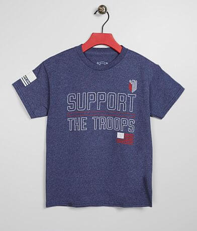 Boys - Howitzer Support Troops T-Shirt