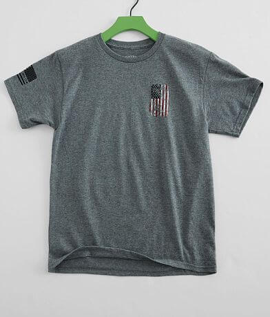 Boys - Howitzer Old Glory T-Shirt