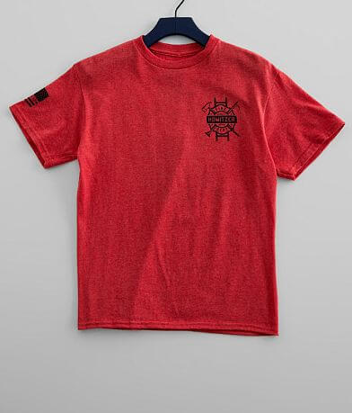 Boys - Howitzer Respect Dept T-Shirt
