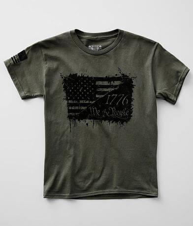 Boys - Howitzer People & Liberty T-Shirt