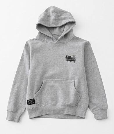 Boys - Howitzer People Hooded Sweatshirt