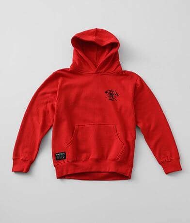 Boys - Howitzer Respect Fire Hooded Sweatshirt