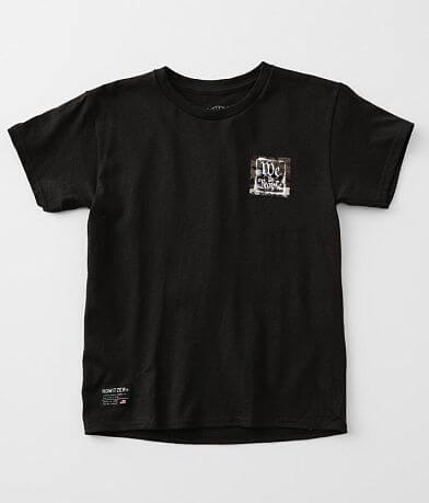 Boys - Howitzer Stencil T-Shirt