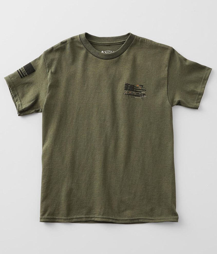 Boys - Howitzer People T-Shirt front view