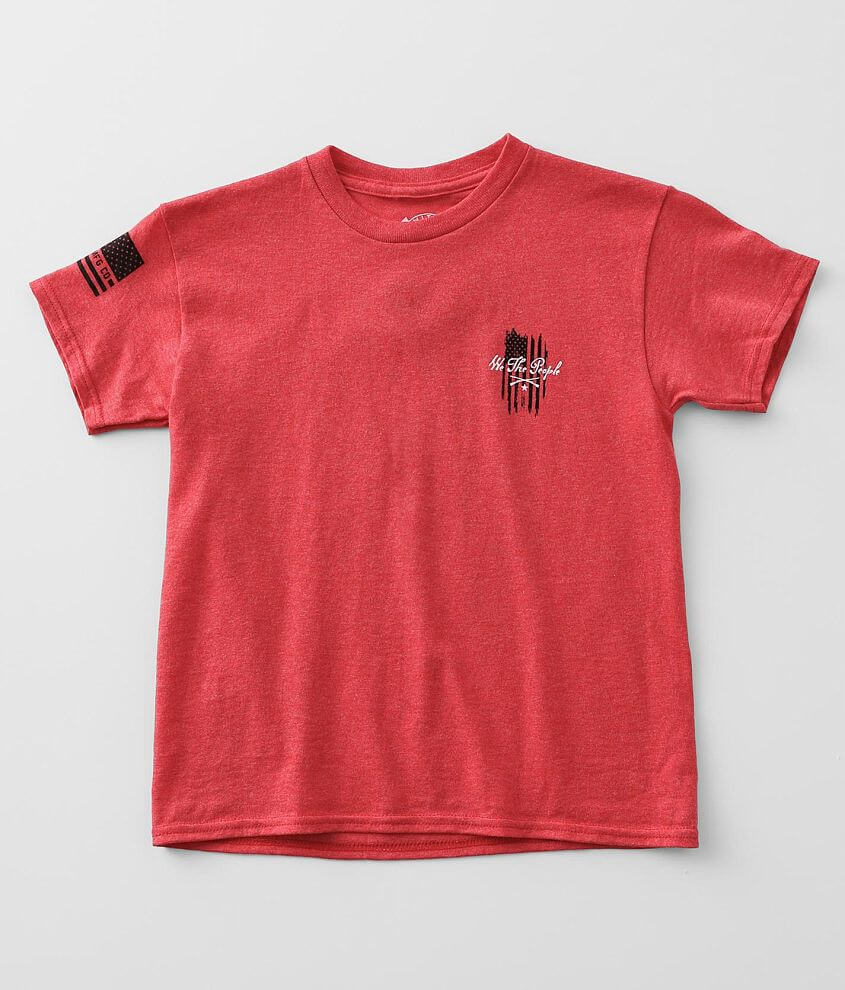 Boys - Howitzer Blessings Of Liberty T-Shirt front view