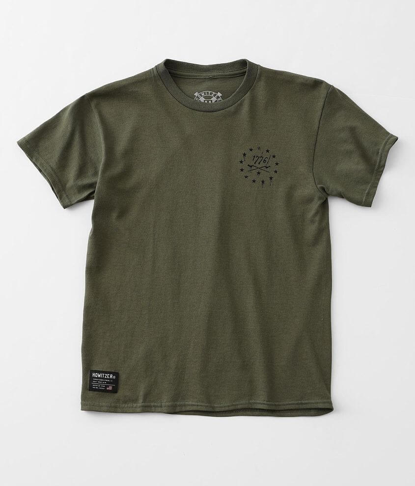 Boys - Howitzer We The People T-Shirt front view
