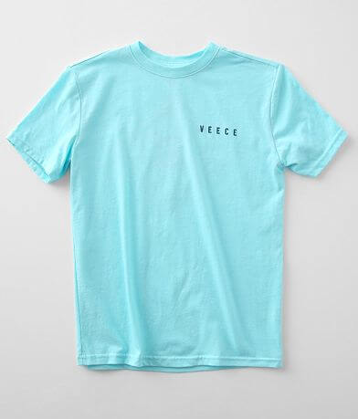 Boys - Veece Name Plate T-Shirt