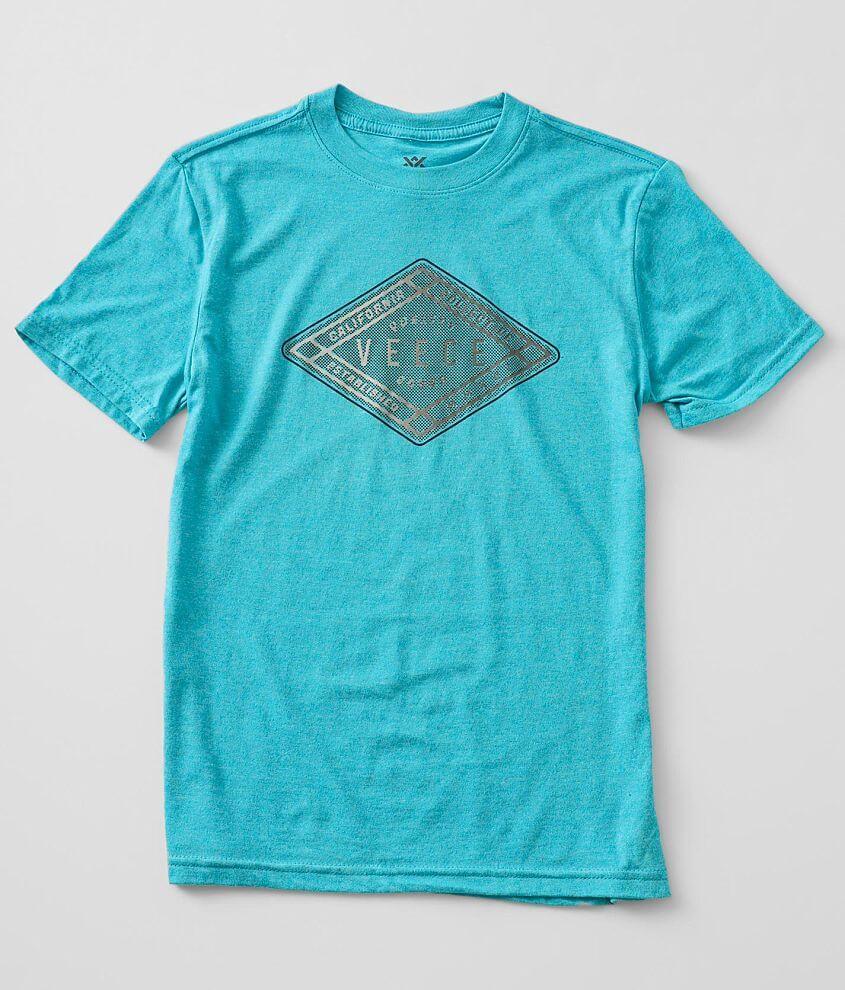 Boys - Veece Diamond Back T-Shirt front view