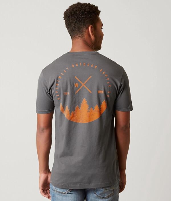 T Outdoor Departwest Shirt T Outdoor Shirt Departwest Departwest awdaRqX