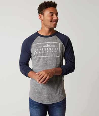 Departwest Free & Wild T-Shirt