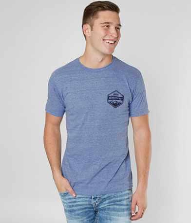 Departwest Mountain Badge T-Shirt