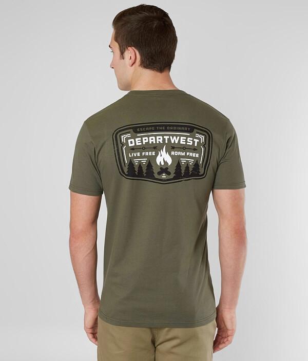 T Shirt Escape Ordinary The Departwest SRx4Bntq