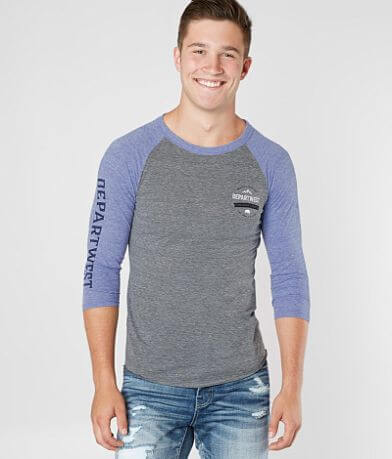 Departwest Never Stop T-Shirt