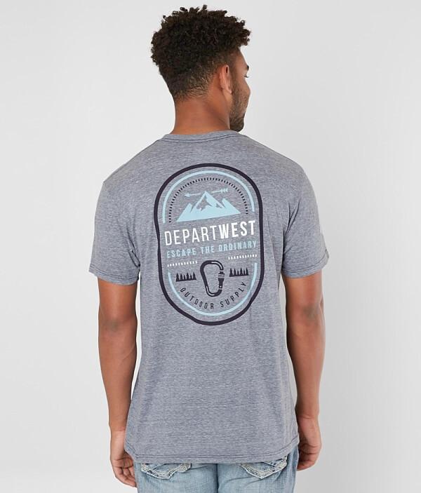 T Shirt Escape Departwest Departwest Escape T qxUnZwfS0S