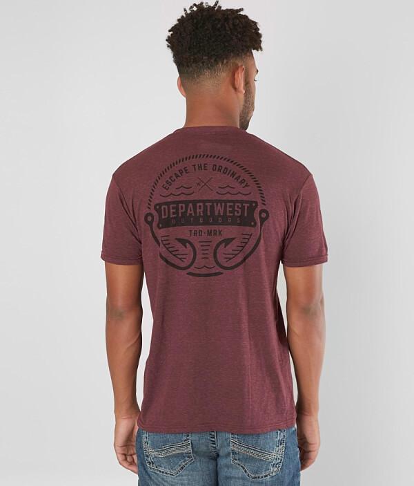 Ordinary Departwest T Shirt The The Departwest qxxHtg