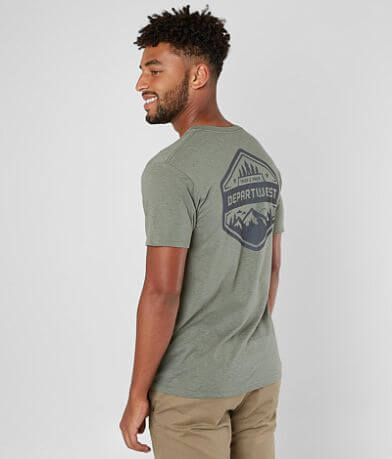 Departwest Mountain Badge T-Shirt