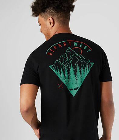 Departwest Mountain View T-Shirt