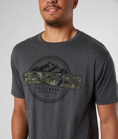 Departwest Bullseye T-Shirt
