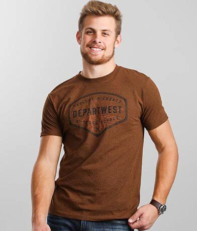 Departwest Explore & Create T-Shirt