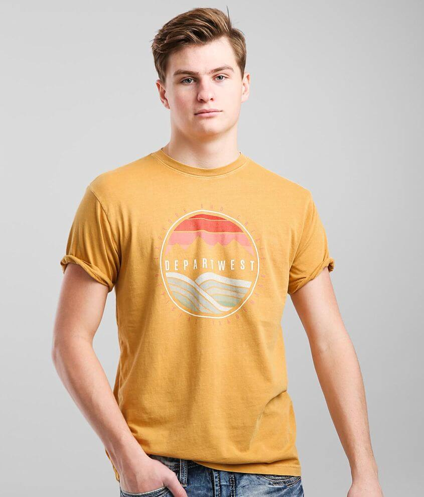 Departwest Cave Spring T-Shirt front view