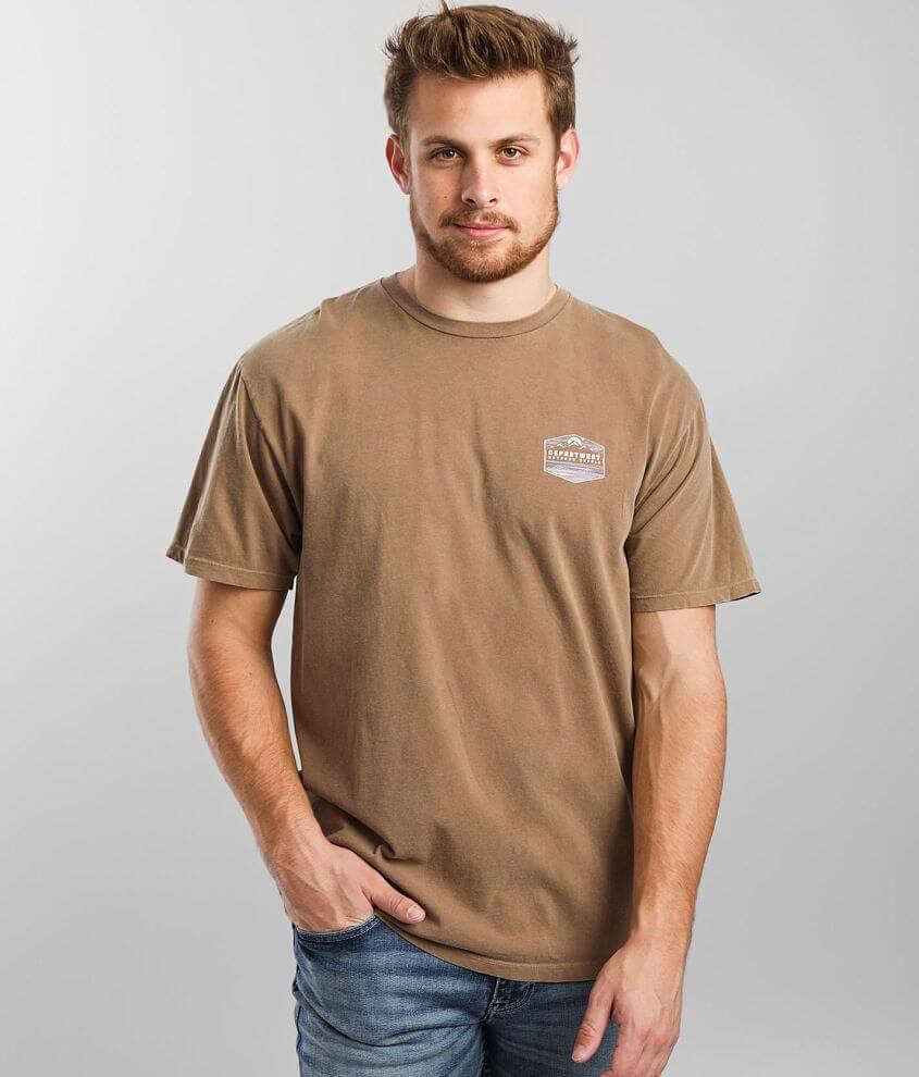 Departwest Santa Fe T-Shirt front view