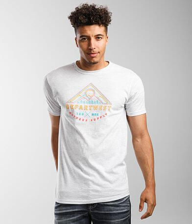 Departwest Painted Mountain T-Shirt